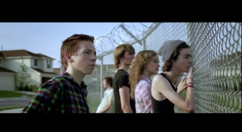 Arcade Fire, The Suburbs, Spike Jonze