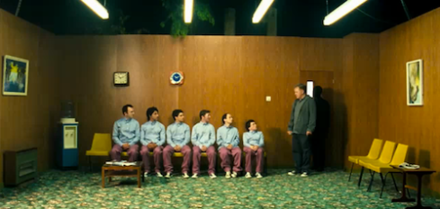 Hot Chip, Bernard Sumner, Didn't Know What Love Was, Andreas Nilsson, Stop Motion, music video, yourmusictoday