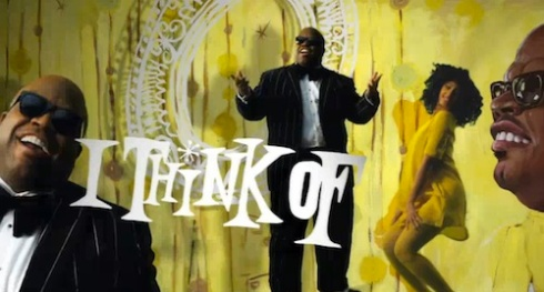 Cee-lo Green, It's Ok, music video, yourmusictoday