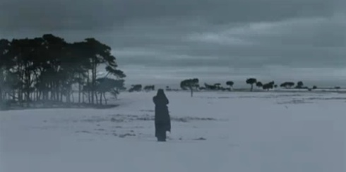 Lykke Li, Tarik Saleh, I follow Rivers, Sweden, snow, music video, yourmusictoday