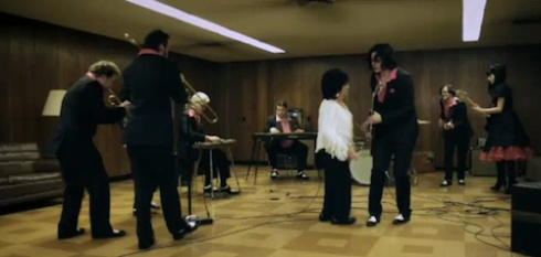 Wanda Jackson, Jack White, Thunder On The Mountain, Bob Dylan, Cover, music video, yourmusictoday