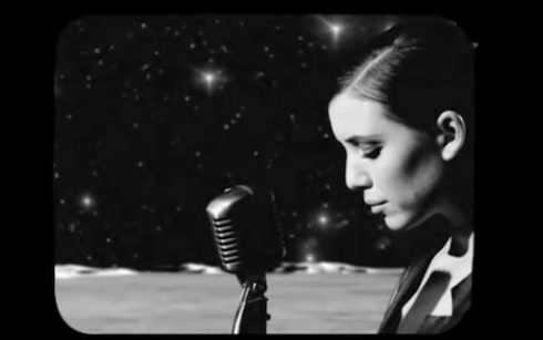 Lykke Li, I Know Places, Live On The Moon, Wounded Rhymes, music video, yourmusictoday