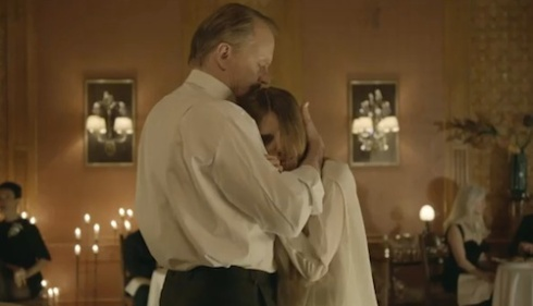 Lykke Li, Sadness is a Blessing, Stellan Skarsgard, music video, Tarik Saleh