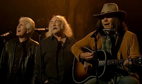 Jimmy Fallon, Late night, crosby, nash, Neil Young, music, cover