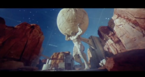 Justice, Civilization, music video, Edouard Salier, your music today