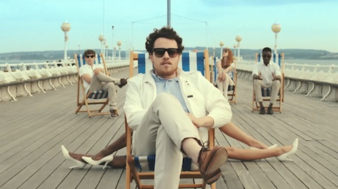 Metronomy, The Bay, David Wilson, music video, your music today