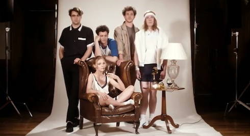 The Vaccines, Norgaard, music video
